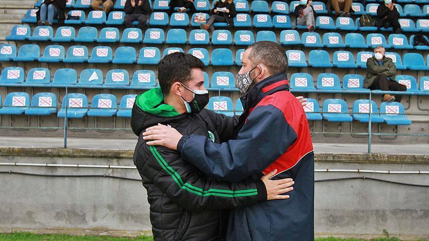 La UD Ourense peleará frente al líder del grupo
