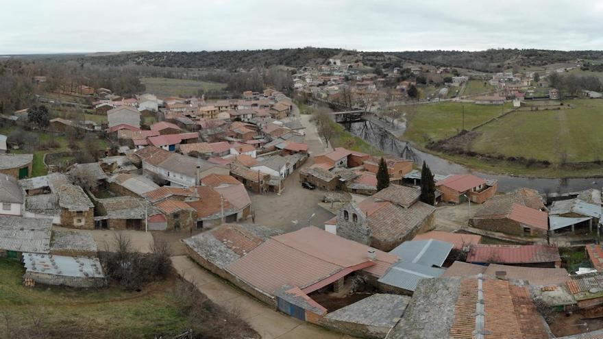 Cinco días sin teléfono en San Vicente, Palazuelo, Campogrande y Bercianos de Aliste