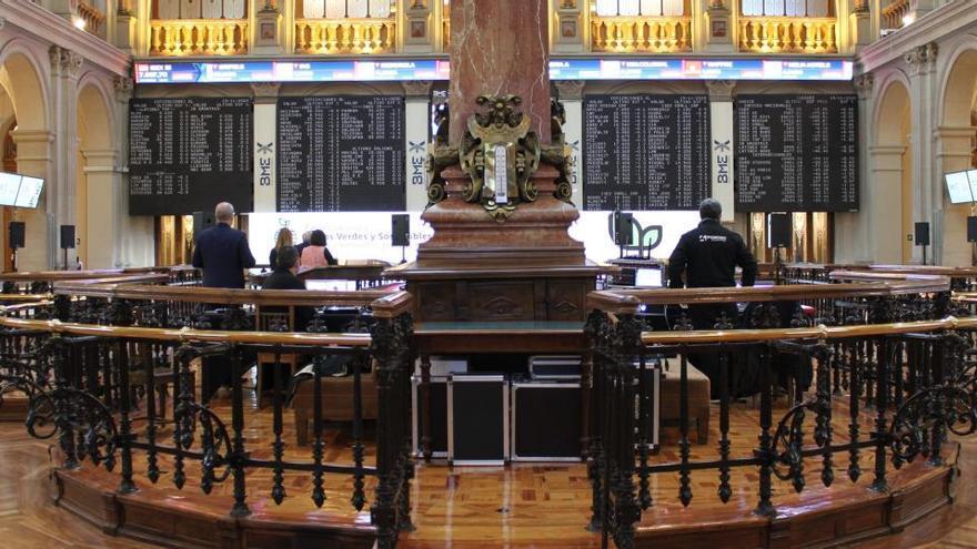 La Bolsa española cerrará cinco días en 2021