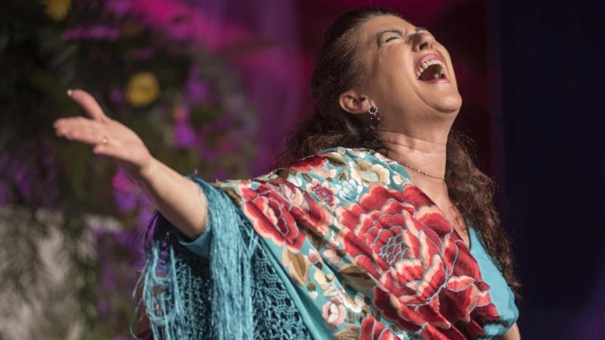 Antonia Contreras estrena 'Alquimia' el viernes en Alhaurín el Grande