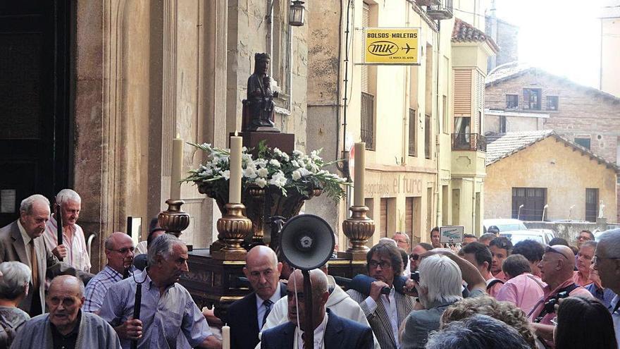 Olot manté part dels actes religiosos de les Festes del Tura suspeses