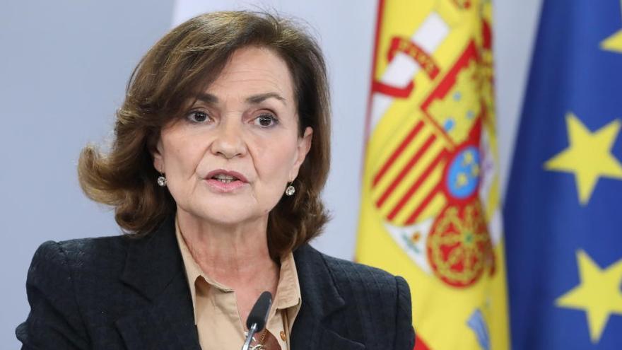 """Calvo, sobre el Rey Juan Carlos: """"Puede volver cuando lo considere oportuno"""""""