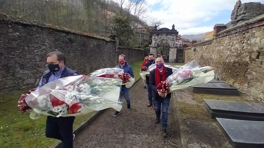 """UGT y SOMA exigen una Asturias industrial """"equilibrada"""" en las alas y en las Cuencas"""