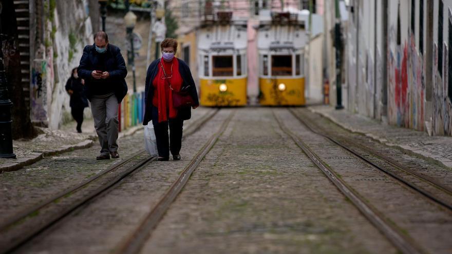 Portugal mantiene los contagios a la baja mientras prepara el plan de desescalada