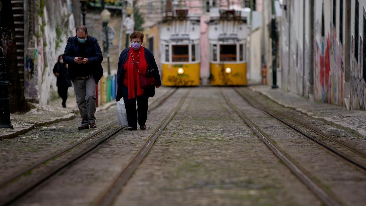 Portugal está confinado desde el pasado 15 de enero.