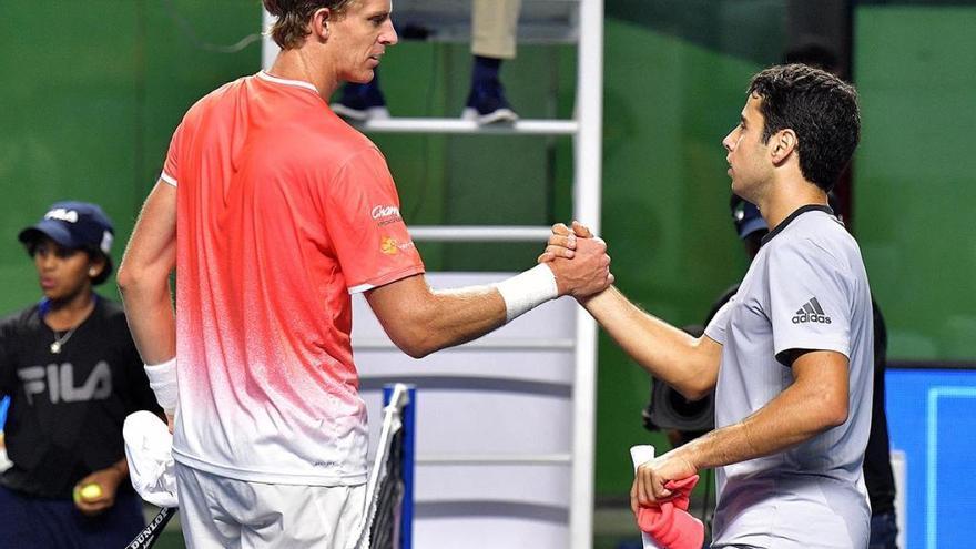 Jaume Munar pierde en los cuartos del torneo de Pune ante Anderson