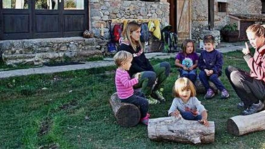 Les escoles bosc treballen per definir un model i aconseguir que les homologuin