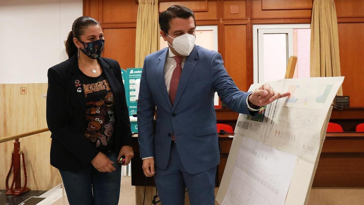 Un error obliga a sacar de nuevo a concurso la reforma del centro cívico de Miralbaida
