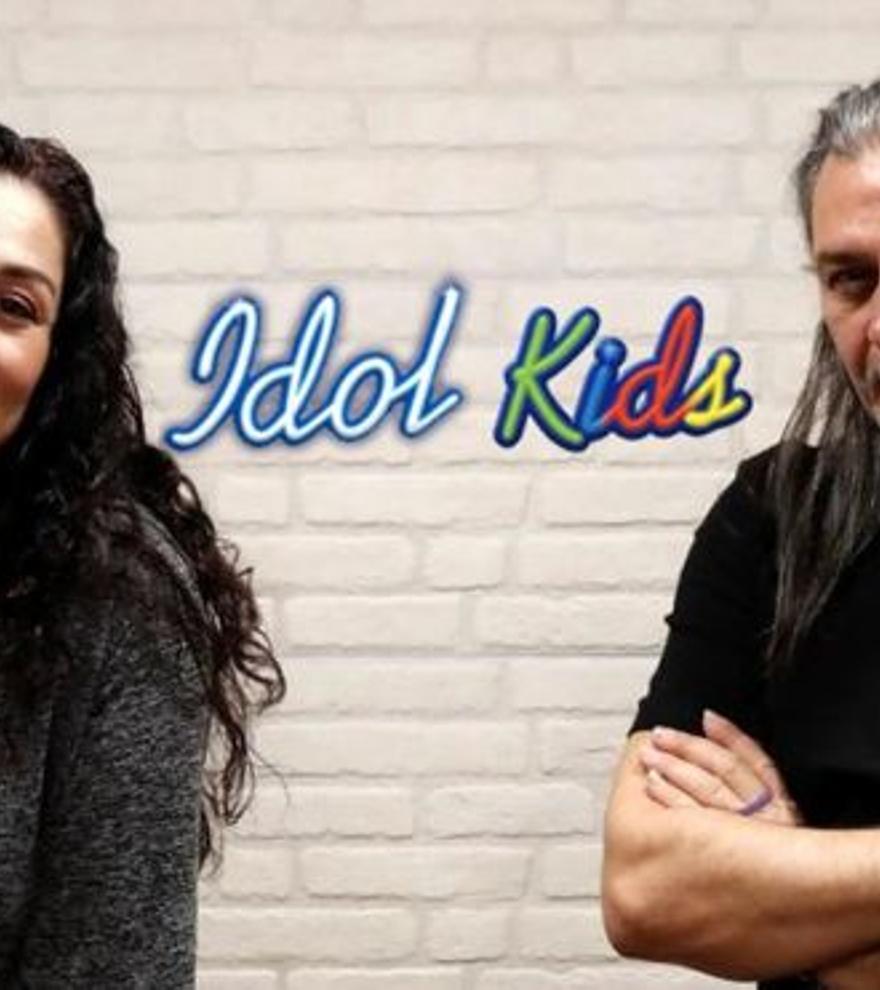 Camela se suma a Omar Montes y Ana Mena en el jurado de la segunda edición de Idol Kids
