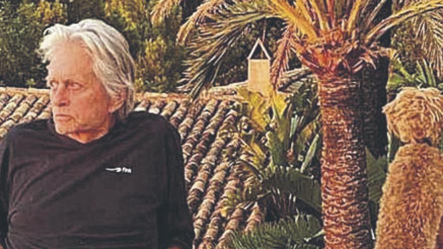 Michael Douglas y Catherine Zeta-Jones ya descansan en Mallorca