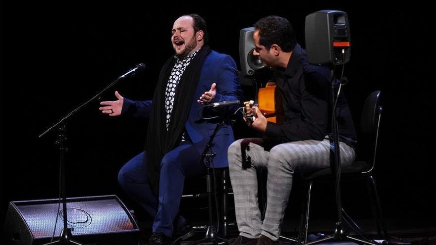 Florencia Oz, José Fermín Fernández y José Escudero 'El Perrete' ganan el Concurso de Arte Flamenco