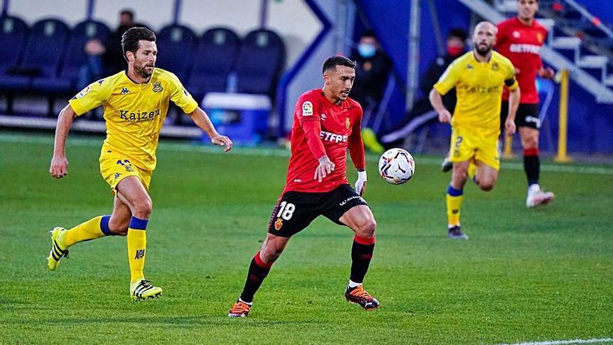 Antonio: «Es un sueño meter mi primer gol con esta camiseta»