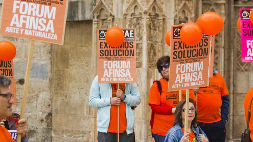 Imponen penas de más de doce años de cárcel a la cúpula de Fórum Filatélico