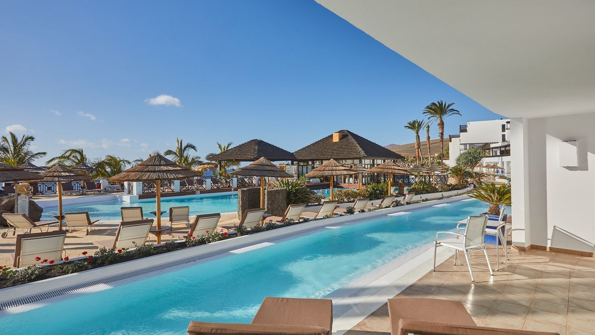 El hotel Secrets Lanzarote.