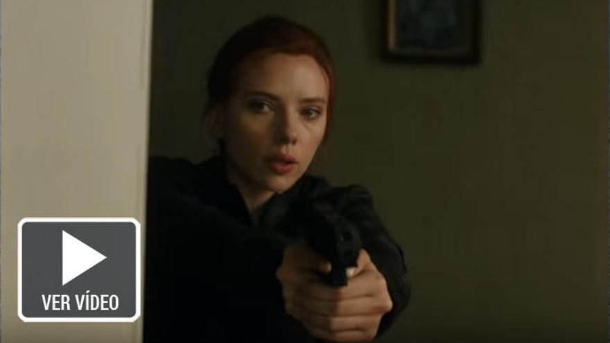 Tráiler de 'Black Widow', así es la fase 4 de Marvel