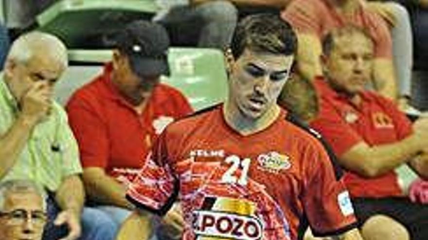 El croata Dario Marinovic ficha por el Jimbee Cartagena por dos temporadas