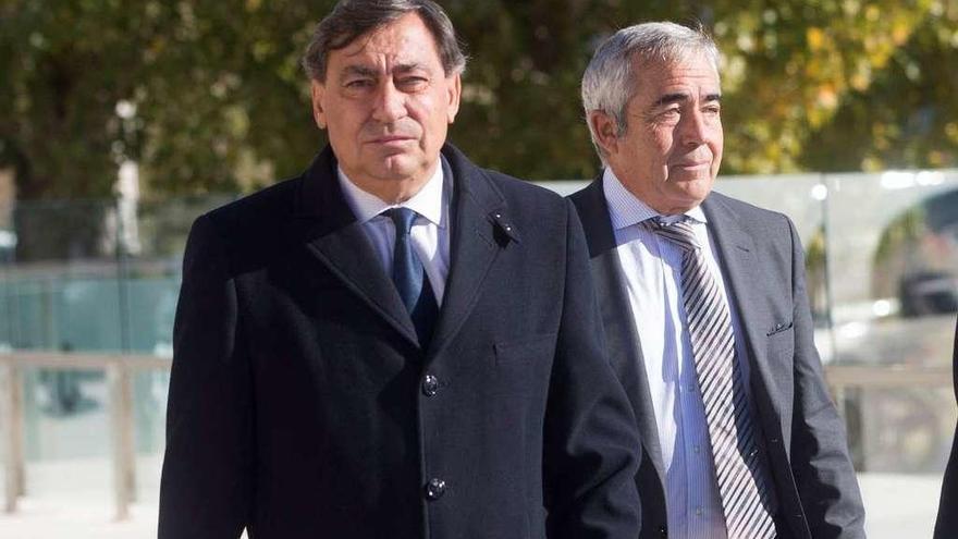 El adiós al fiscal superior de Cataluña congrega al mundo político y judicial
