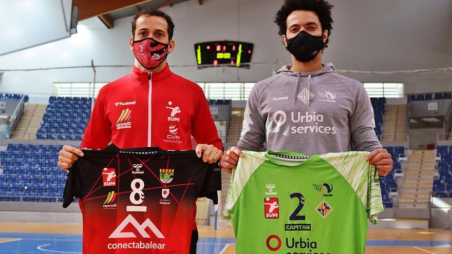 Copa del Rey de Voleibol: El derbi entre el Urbia y ConectaBalear, una nueva dimensión