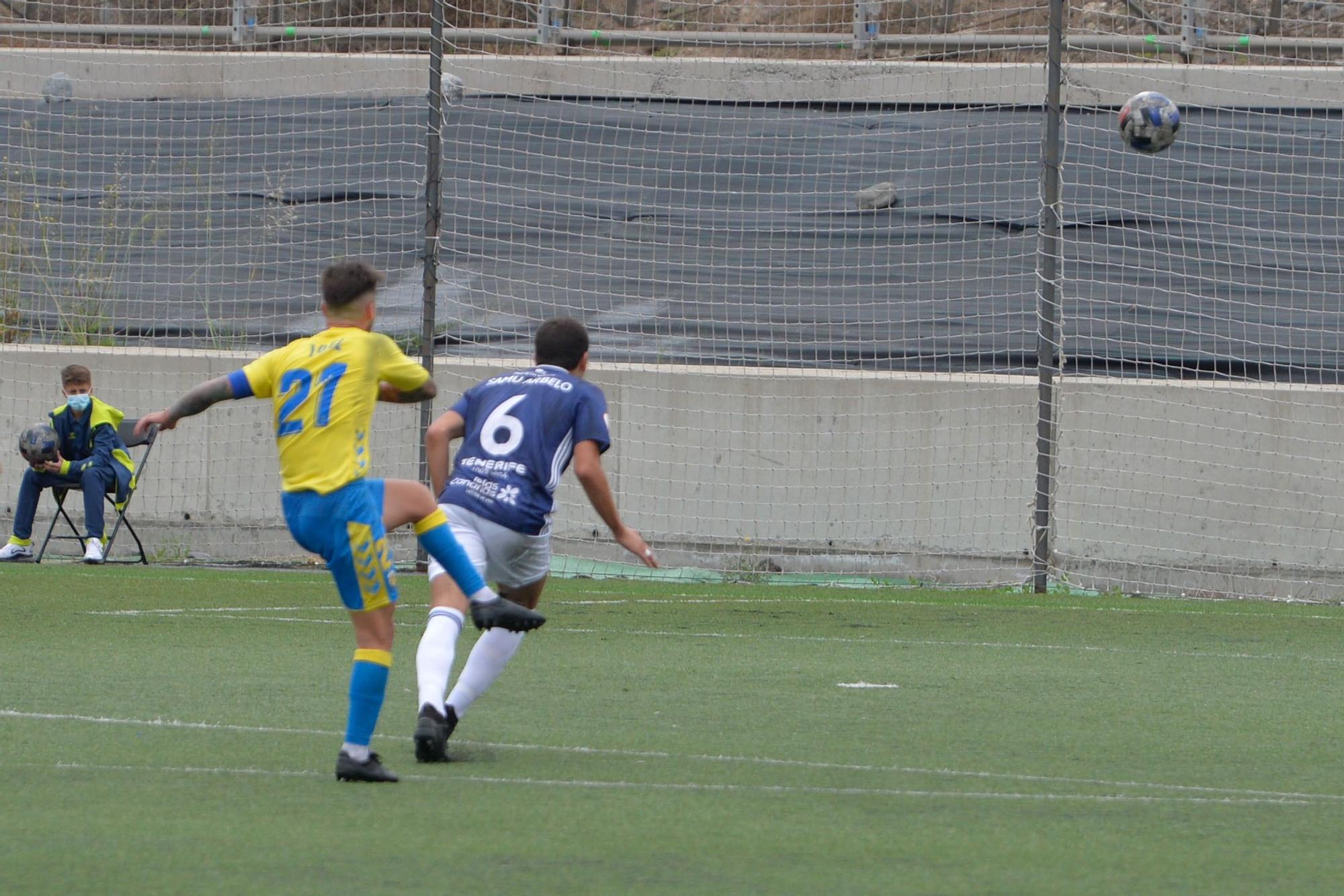 Partido Las Palmas Atlético - Marino