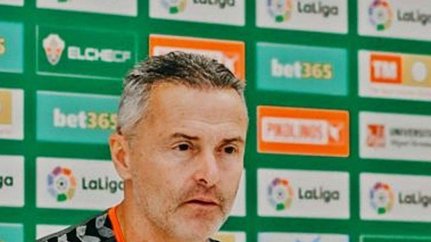 «Espero más de todo el equipo ante la Real; nos jugamos mucho»