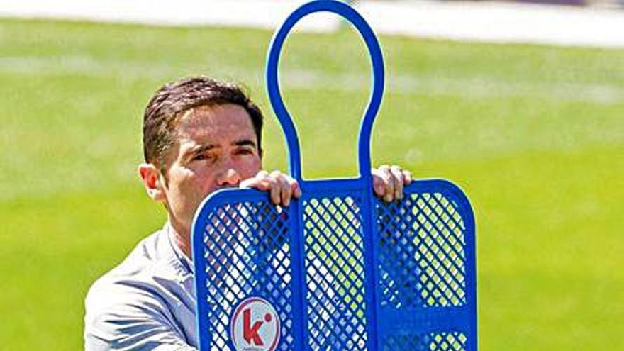 Marcelino: «Debemos tirar de orgullo y competir al máximo nivel ante el Elche»