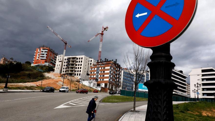 La venta de pisos sale indemne del año del covid en Oviedo: El sector cierra el año con números parecidos a 2019