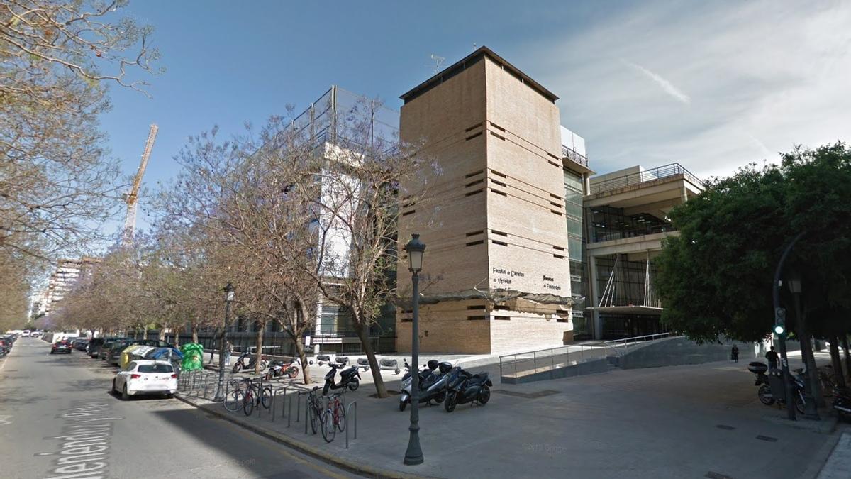 Facultad de Enfermería y Podología de la Universitat de València