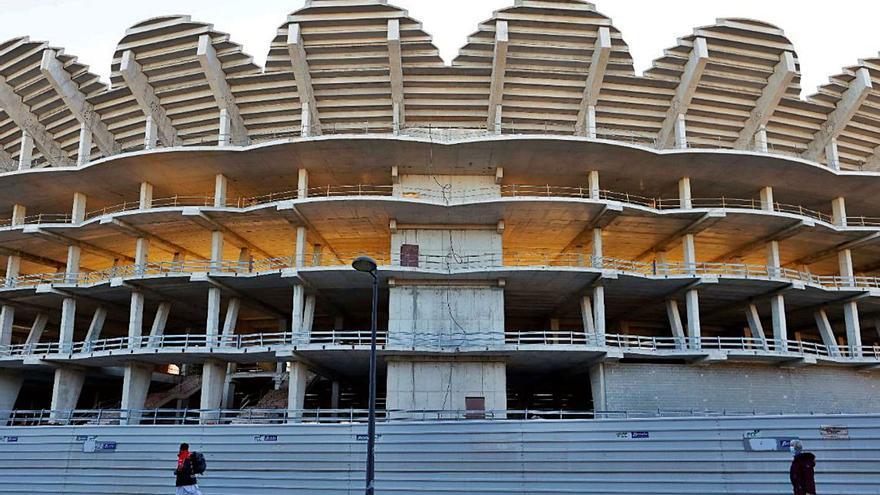 Compromís afirma que la ATE de Mestalla está en vigor y no haría falta prorrogarla