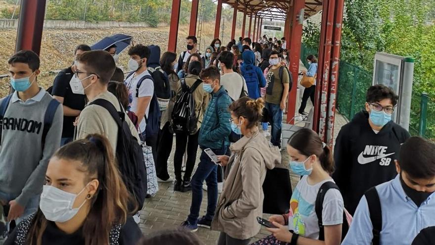 Renfe restablece los trenes a Rabanales con los horarios habituales este jueves 9 de septiembre