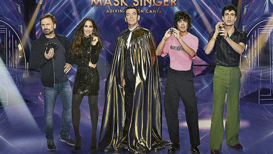 'Mask singer', todo un misterio