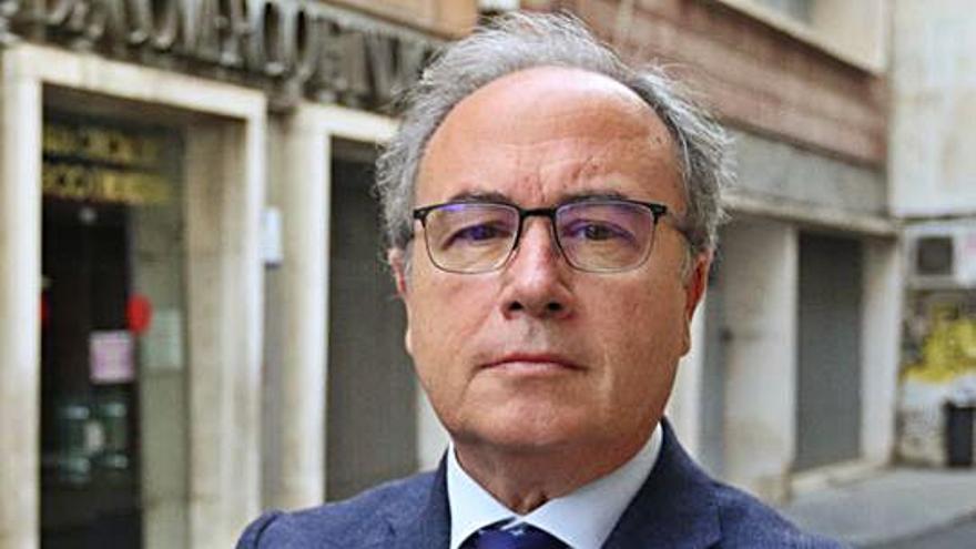 Antonio Díaz: «Habrá que esperar a 2023 para recuperar el empleo perdido»