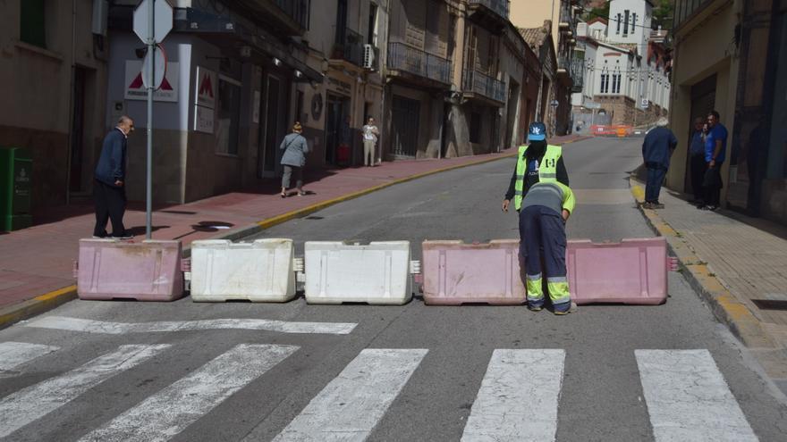 Primer dia amb afectacions al trànsit per les obres de la Ronda Moreta