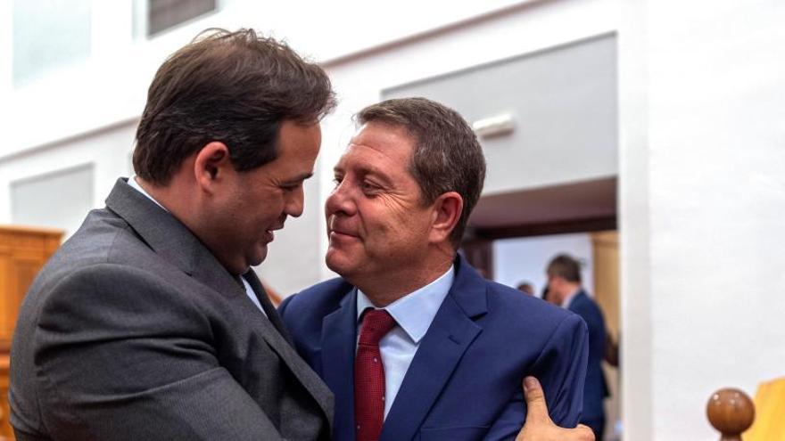 García-Page, reelegido presidente de Castilla-La Mancha