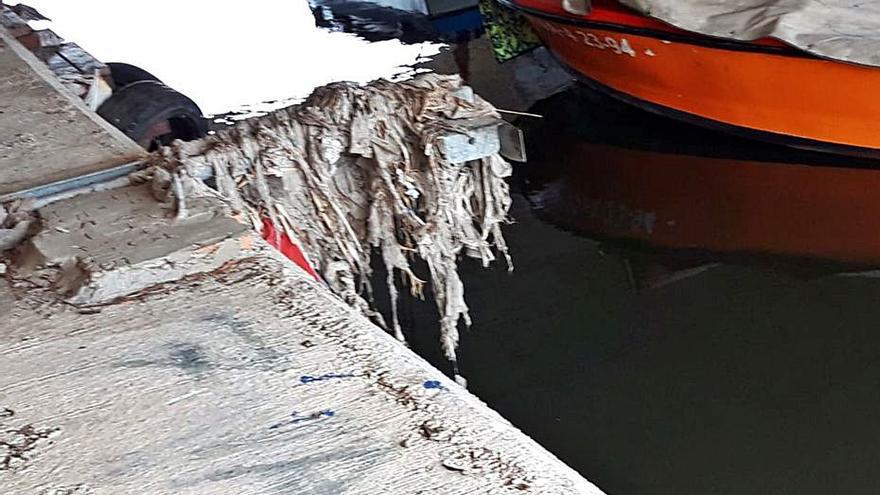 El PP denuncia los vertidos de la depuradora de Pinedo al mar