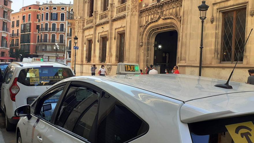 Los taxis de Palma comienzan el horario de 24 horas