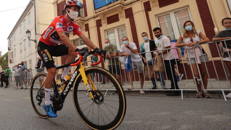 Todas las clasificaciones de la Vuelta a España 2021
