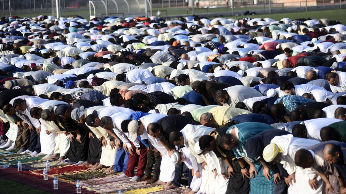 La hora del Ramadán en la Región