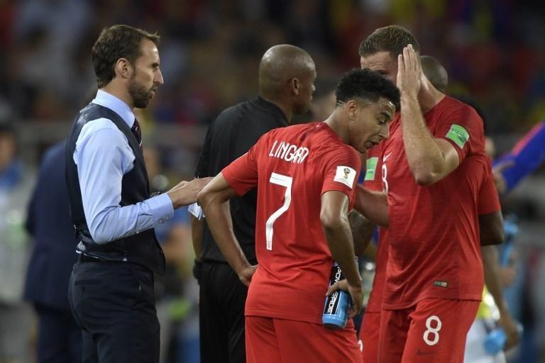 Mundial 2018: Colombia - Inglaterra