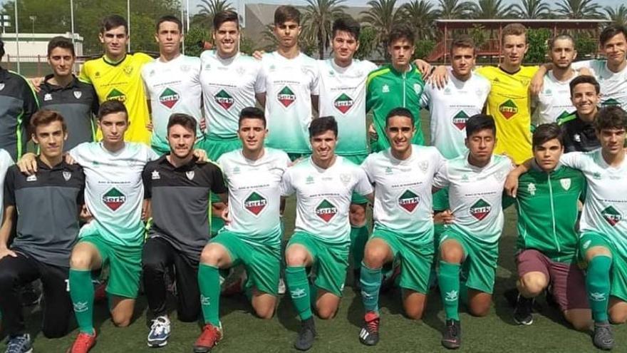 El Intagco asciende por primera vez en sus 50 años de historia a la Liga Nacional Juvenil