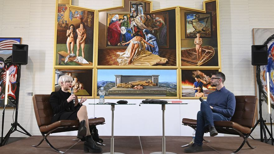 Remedios Zafra reflexiona sobre la cultura contemporánea en Castelló