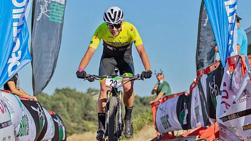El Radical Bike disputa la Berrea Bike Race en Albarracín
