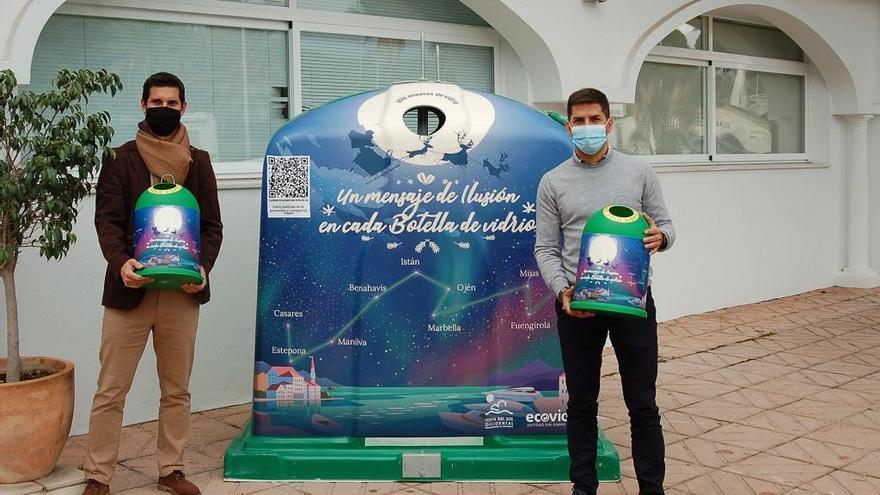 La Mancomunidad y Ecovidrio inician una campaña para fomentar el reciclaje