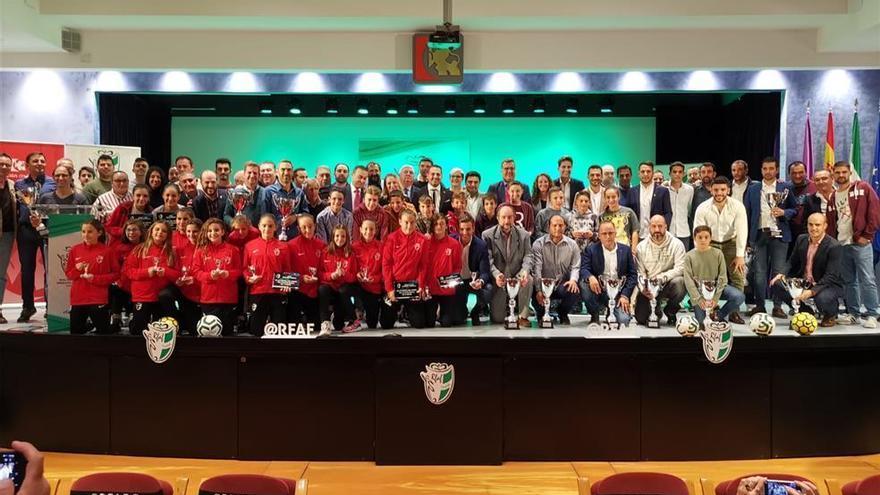 La RFAF premia a los mejores clubs cordobeses de la temporada 2018/19