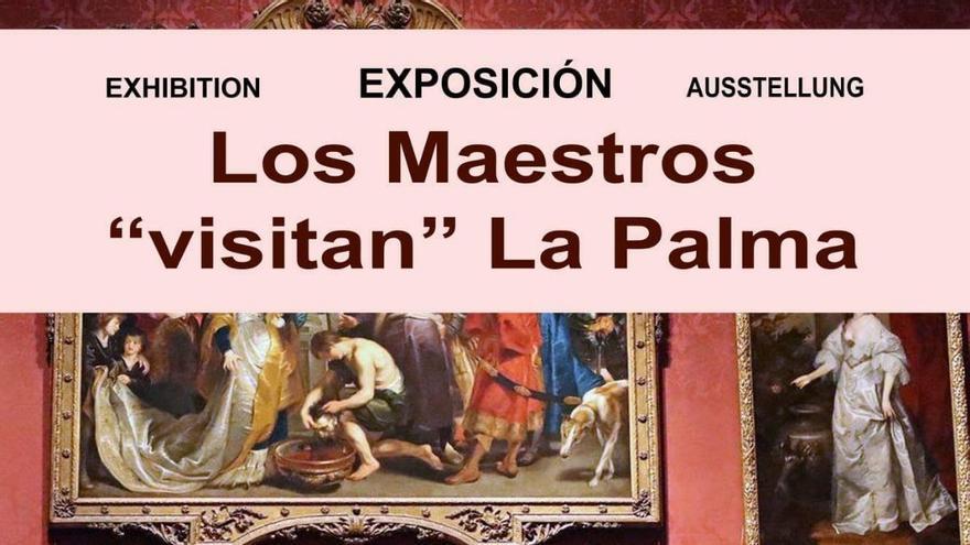 Los Maestros 'visitan' La Palma