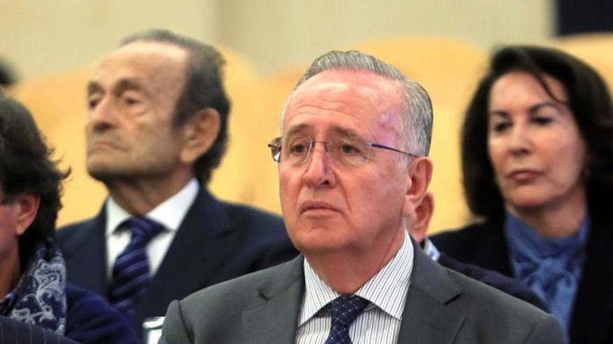 Fernández de Sousa y la excúpula de Pescanova, condenados a prisión por quebrar la compañía
