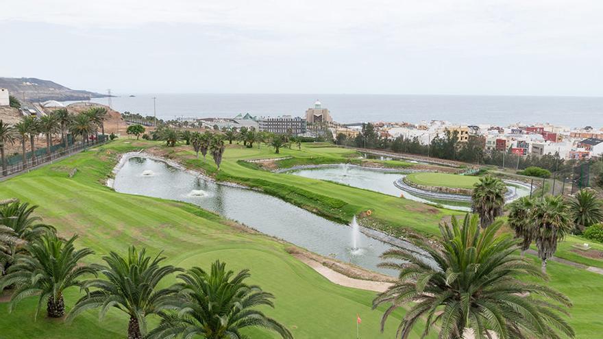 El IMD colabora en el Torneo Benéfico Por La Palma de golf y pádel
