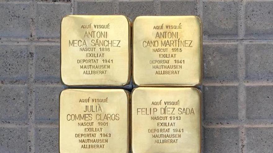 Manresa homenatja aquest dijous 6 deportats  més als camps nazis, que ja arriben a 35