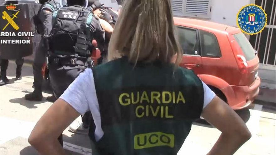 Así fue la detención en Canarias del fugitivo de Estados Unidos acusado de secuestro y torturas