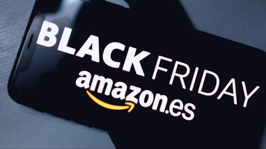 Black Friday se adelanta en Amazon al 26 de noviembre
