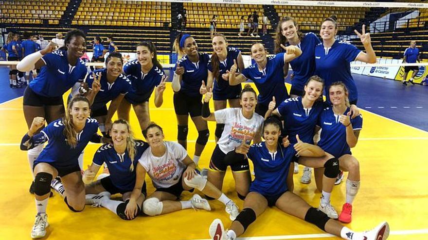 CV Gran Canaria Urbaser - Mladost Zagreb: La Champions llega a la Isla